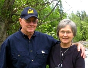 Dale and Phyllis Callaghan, Rainy Lake Conservancy