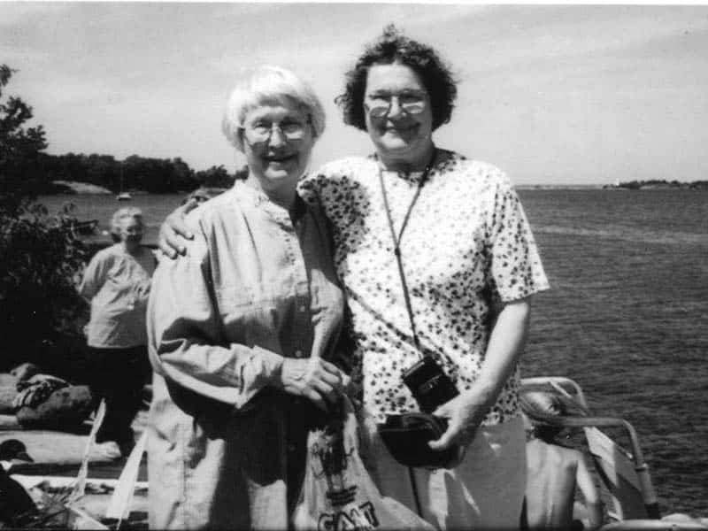 Ingersoll Island - Mary and Polly